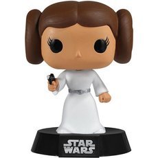 princesse leia / star wars / figurine funko pop