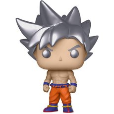 goku ultra instinct / dragon ball super / figurine funko pop