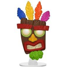 aku aku / crash bandicoot / figurine funko pop