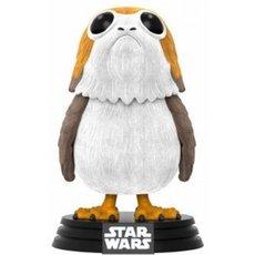 porg / star wars / figurine funko pop/ flocked / exclusive