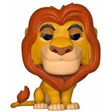 mufasa / le roi lion / figurine funko pop