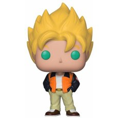 goku blouson / dragon ball z / figurine funko pop