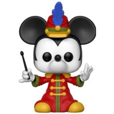 band concert mickey / mickey mouse / figurine funko pop