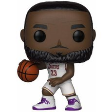 lebron james / los angeles lakers / figurine funko pop