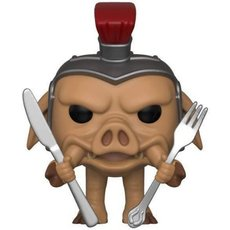 pudgy pig / power rangers / figurine funko pop / exclusive