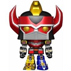 megazord metallic / power rangers / figurine funko pop