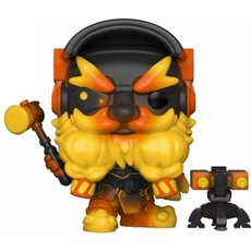torbjorn molten core / overwatch / figurine funko pop / exclusive special edition