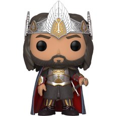 king aragorn / le seigneur des anneaux / figurine funko pop / exclusive special edition