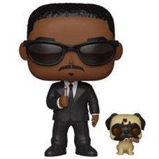 agent j et franck / men in black / figurine funko pop