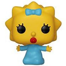 maggie simpson / les simpsons / figurine funko pop