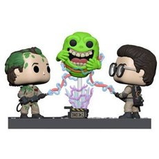 banquet room / ghostbusters / movie moments / figurine funko pop
