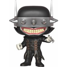 batman who laughs / super heroes / figurine funko ...
