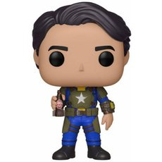 vault dweller male / fallout / figurine funko pop