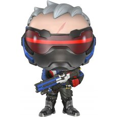 soldier 76 / overwatch / figurine funko pop