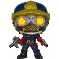 star lord / marvel / figurine funko pop / exclusive special edition