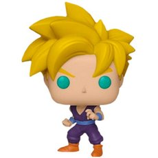 super saiyan gohan young / dragon ball z / figurine funko pop