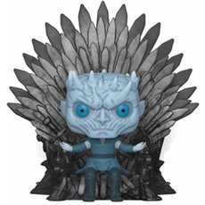 night king sur le trone de fer / game of thrones / figurine funko pop