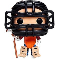 dustin hockey gear / stranger things / figurine funko pop / exclusive hot topic