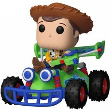 woody avec rc / toy story / figurine funko pop
