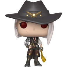 ashe / overwatch / figurine funko pop