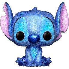 stitch / lilo et stitch / figurine funko pop / exclusive special edition / diamond