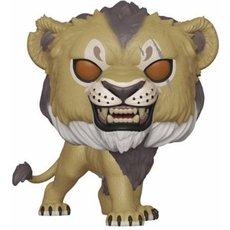 scar / le roi lion / figurine funko pop