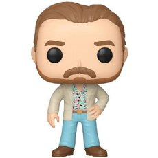 hopper date night / stranger things / figurine funko pop
