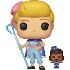 bo peep avec officier giggle / toy story 4 / figurine funko pop