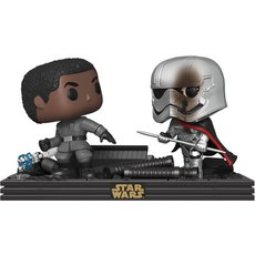 rematch on the supremacy / star wars / movie moments / figurine funko pop