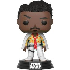 lando calrissian cravatte / star wars / figurine funko pop / exclusive