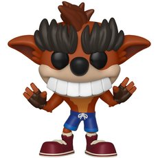 fake crash bandicoot / crash bandicoot / figurine funko pop / exclusive special edition