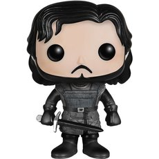 jon snow castle black / game of thrones / figurine funko pop