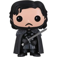 jon snow fourrure / game of thrones / figurine funko pop
