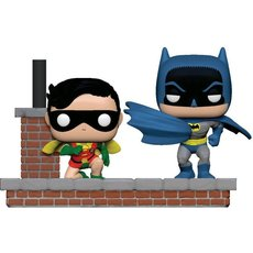 batman et robin new look 1964 movie moments / batman / figurine funko pop
