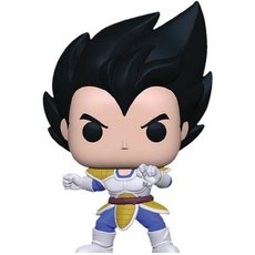 vegeta en armure / dragon ball z / figurine funko pop