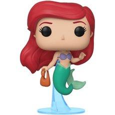 ariel avec sac / la petite sirene / figurine funko pop