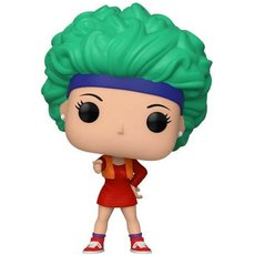 bulma red suit / dragon ball z / figurine funko pop