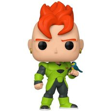 android 16 / dragon ball z / figurine funko pop