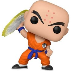 krillin avec destructo disc / dragon ball z / figurine funko pop