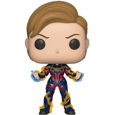 captain marvel new hair / avengers endgame / figurine funko pop
