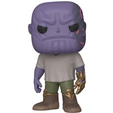 thanos casual / avengers endgame / figurine funko pop