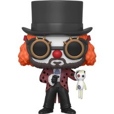 el professor / la casa de papel / figurine funko pop