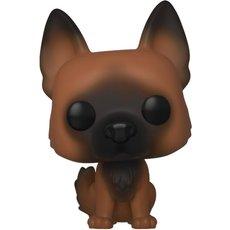 dog / the walking dead / figurine funko pop