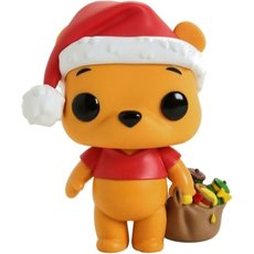 winnie l'ourson holiday / disney / figurine funko pop