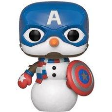 captain snowman holiday / marvel / figurine funko pop