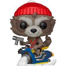 rocket holiday / marvel / figurine funko pop