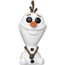 olaf / la reine des neiges 2 / figurine funko pop