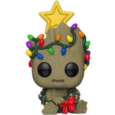 groot holiday / marvel / figurine funko pop