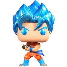 ssgss goku kamehameha / dragon ball super / figurine funko pop / exclusive special edition