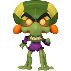 nitros oxide / crash bandicoot / figurine funko pop